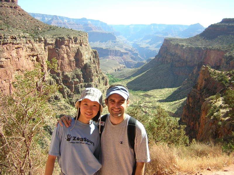 Helen Marcus Grand Canyon 2006