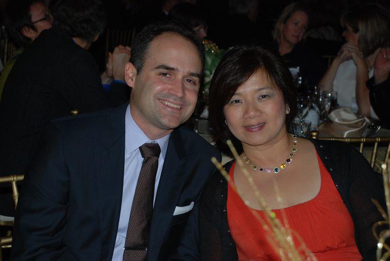 SMU President's Dinner 2012